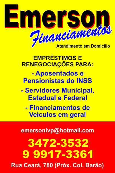 Emerson Financiamentos
