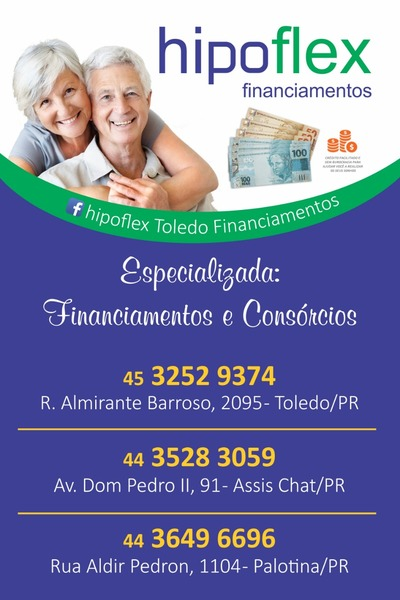 Hipoflex Financiamentos Toledo
