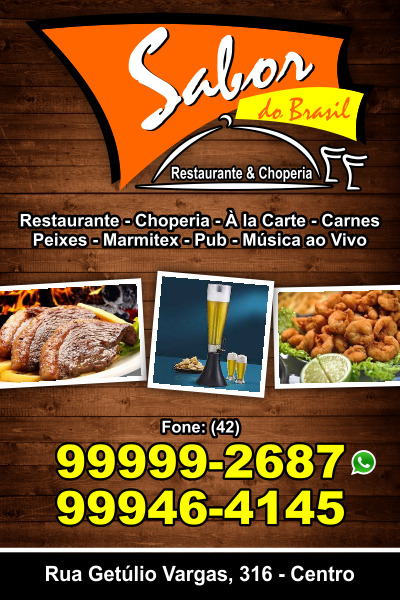 Sabor do Brasil - Restaurante e Choperia